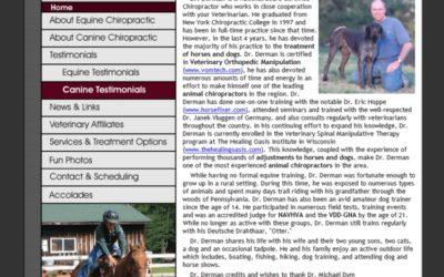 Derman Equine & Canine Chiropractic