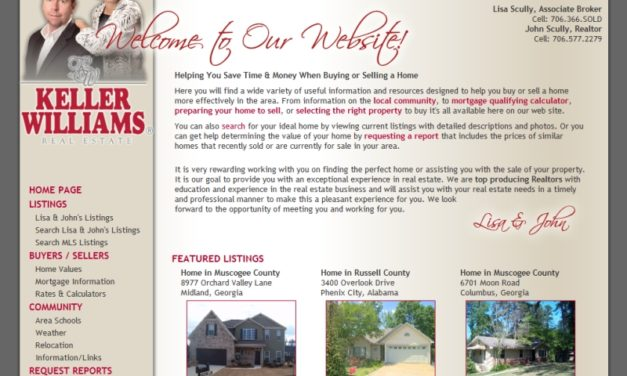 Homes Sold by Lisa