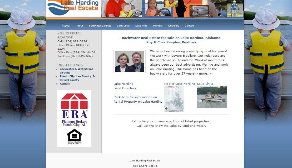Lake Harding Real Estate