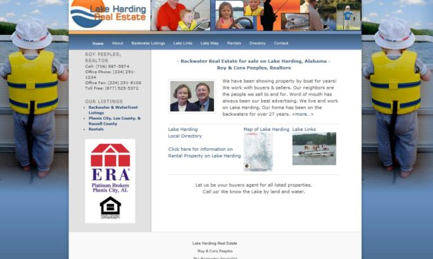 Lake Harding Real Estate