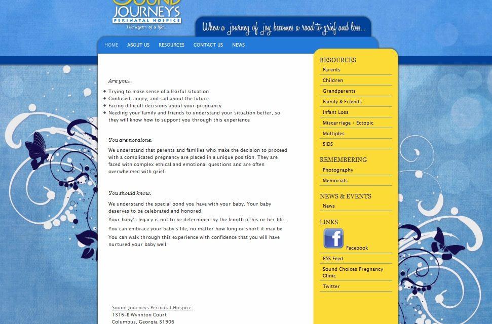 Sound Journeys Perinatal Hospice