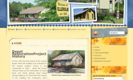 Ellerslie Depot