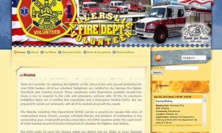 Ellerslie Volunteer Fire Department