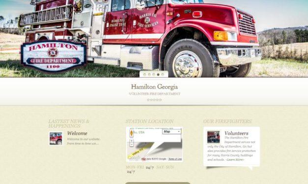Hamilton Fire Department