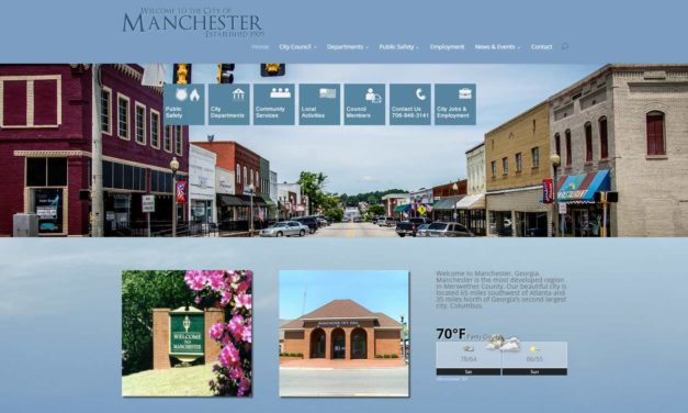 City of Manchester, GA