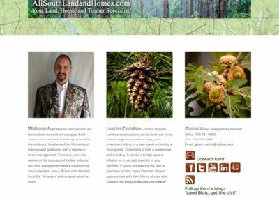 Kent Morris, Realtor – updated website!