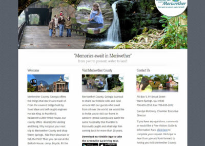 Meriwether County Tourism