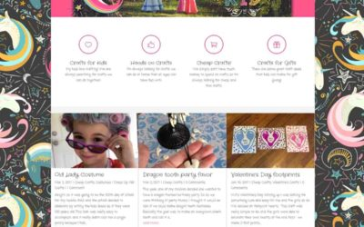Cheap Crafts for Kids