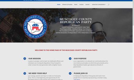 Muscogee County, GA, Republican Party website