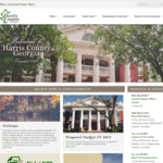 Harris County, GA Government website