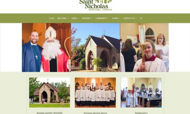 St. Nicholas Episcopal Church, Hamilton, GA
